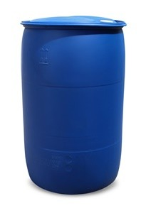 Novax AdBlue 200 Litres HDPE Plastic Drum
